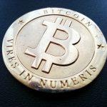 A bitcoin valójában számok nagy halmaza: az érme csak illusztráció