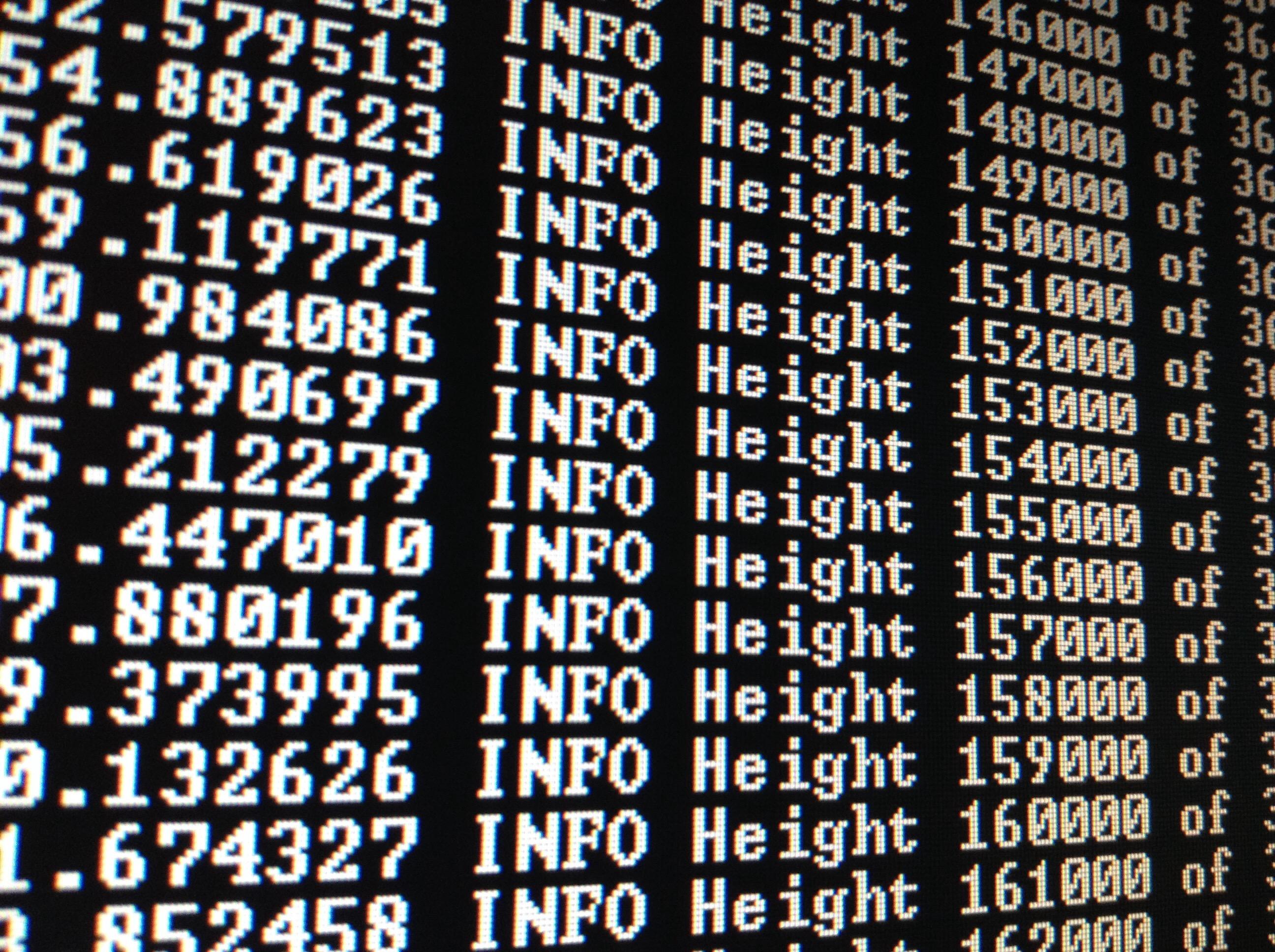 A blockchain főkönyve bármit képes tárolni (Fotó: Wikimedia Commons)