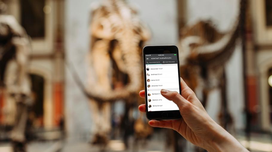 A jövő bankfiókja a mobilunk képernyője