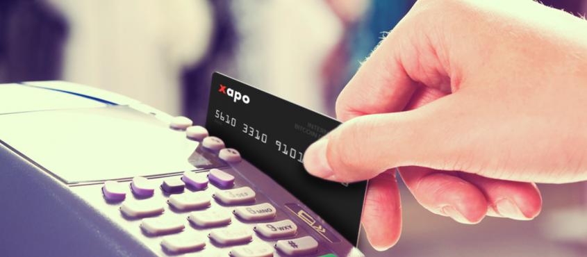 Pedig már bitcoinos bankkártyát is gyártottak (Foto: xapo)