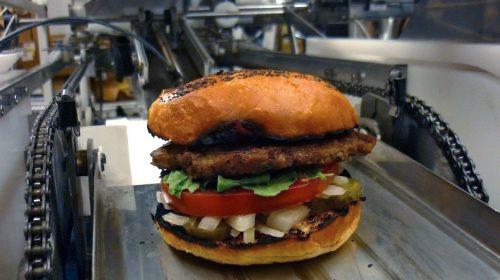 Ezt a csodaburgert nem a McDonalds gépe sütötte, hanem a Momentumé