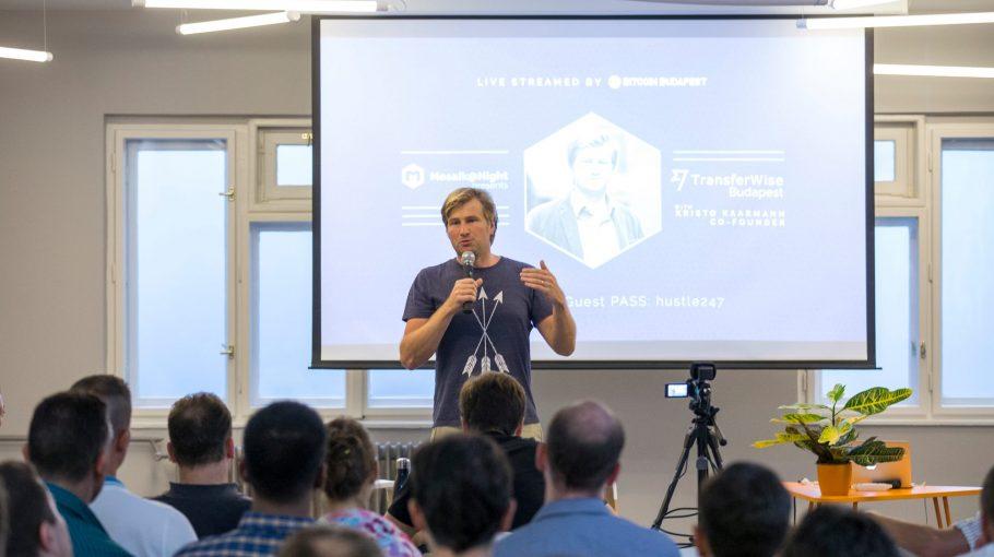 A Transferwise alapítója személyesen interjúzik minden új emberrel