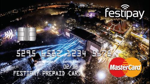Idén egy prepaid MasterCard kártyát is igényelhettek a Szigeten bulizók