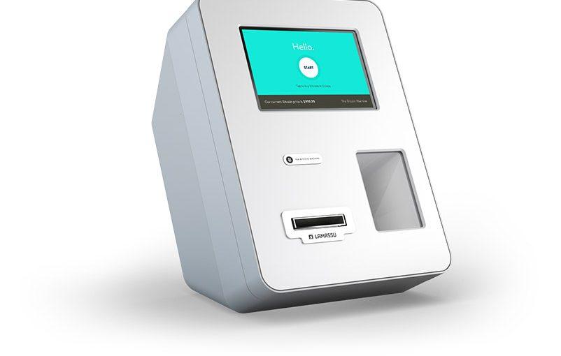 Bitcoin bankautomata: Budapesten is lehet ilyet találni