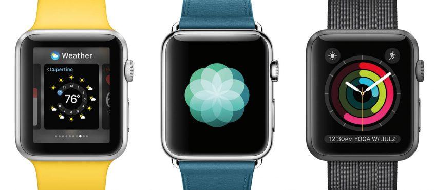 A fene se gondolta,  de az Apple Watch is legaltech eszköz (Forrás: Apple)