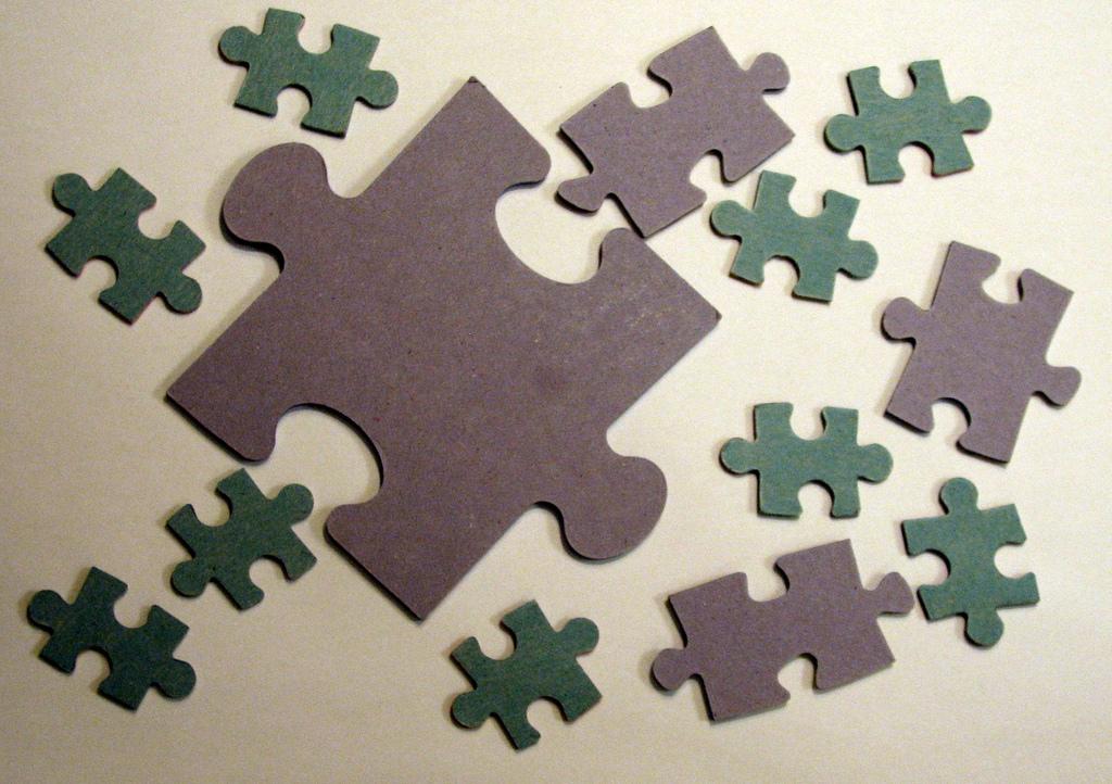 Minden API a puzzle egy darabkája