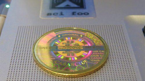 Körülbelül úgy képzeljük a kreditet, mint egy bitcoin érmék