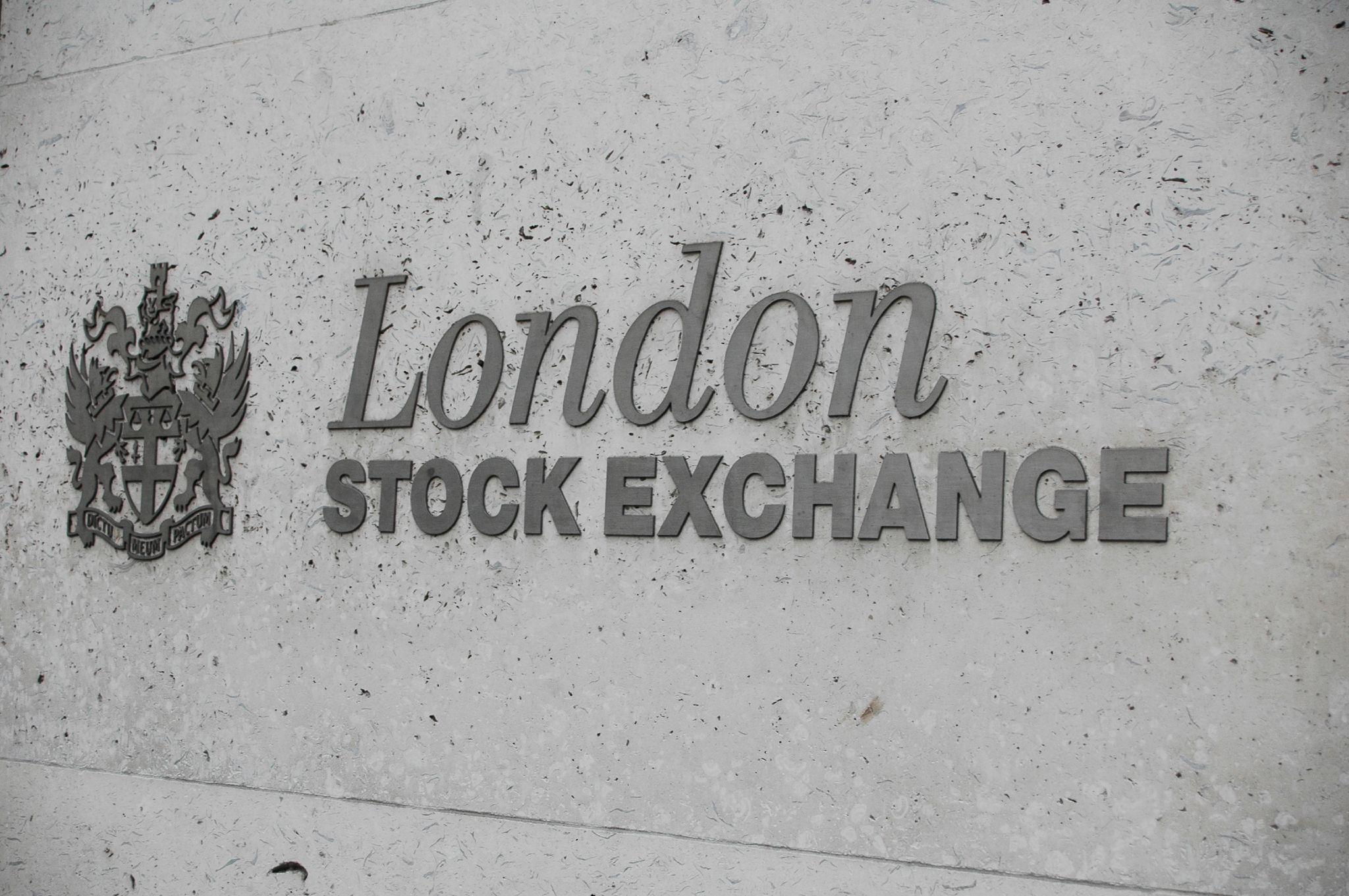 londoni tőzsde