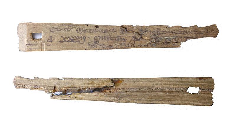 Későpaleolit csúcstechnológia, amit még a középkorban is használtak (ez a példány középkori)