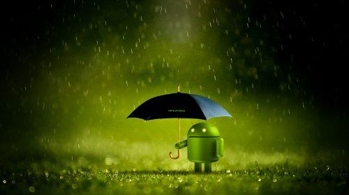 Ha esik, akkor zuhog. Ez a hónapban legalább a harmadik androidos rémhír (Fotó: Uncalno Tekno)