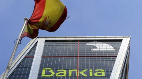 SPAIN-BANKING-BANKIA-STOCKS
