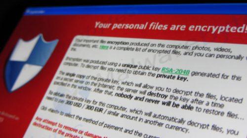 A CryptoLocker nagyon sok kárt okozott idén