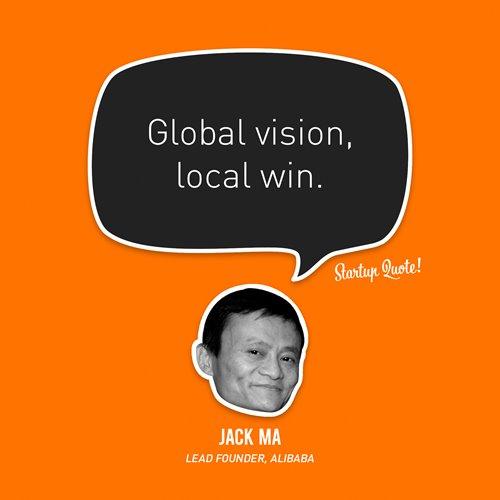 A talányos mosolyú Jack Ma mára üzleti szupersztárrá vált