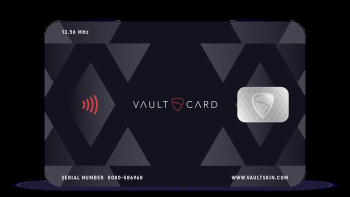 vaultcard