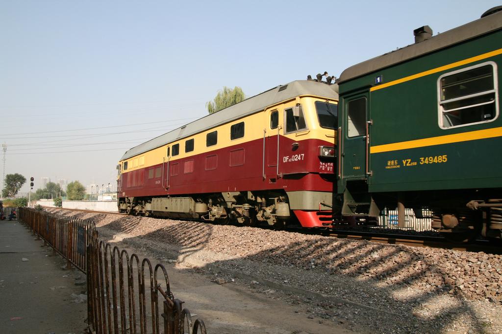 Lassú vonat rossz adósoknak (Forrás: Ian Holton)