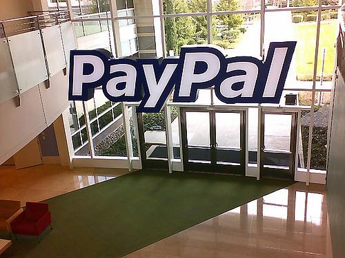 Bezzeg a PayPalnek még egyszerű volt (Forrás: Steve Ganz / Flickr CC-BY)