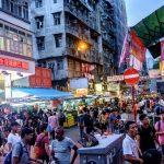 Hongkongon az utcai árusnál is lehet mobillal fizetni