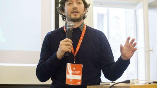Szalai Ferenc az első FinTechRadar konferencián