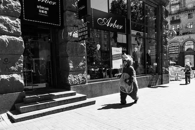 Kijev európai nagyváros, már ezért érdemes megnézni