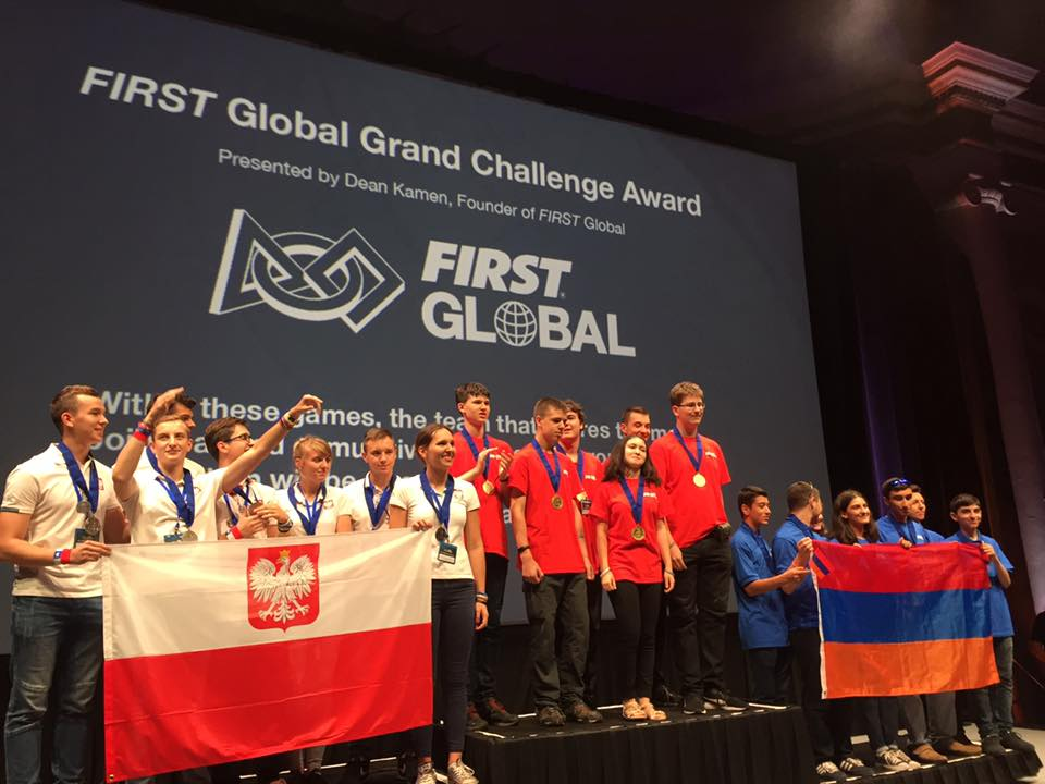 (Fotó: First Global Challenge)