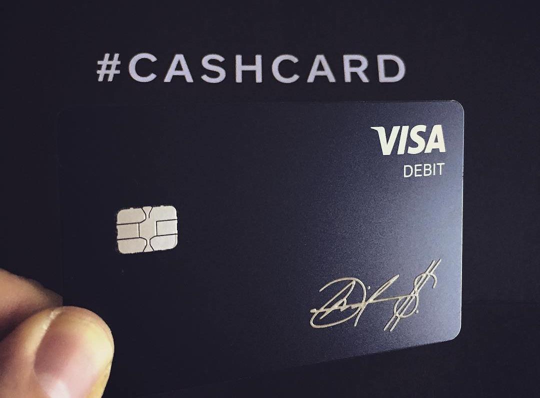 Forrás: Square Cash / Instagram