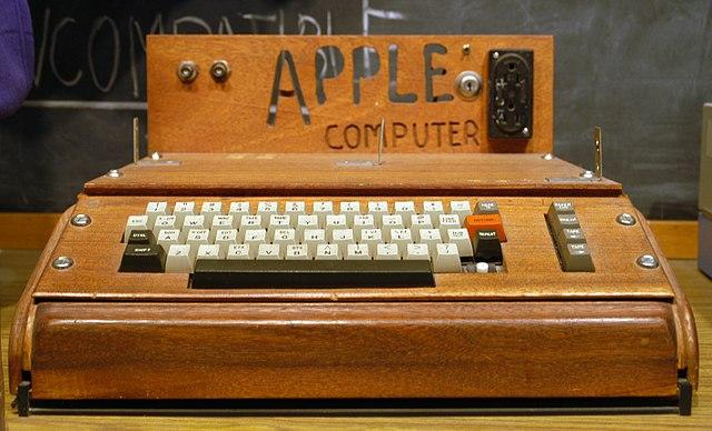 1976 leghíresebb számítógépe (Fotó: Ed Uthman // CC-BY-SA)