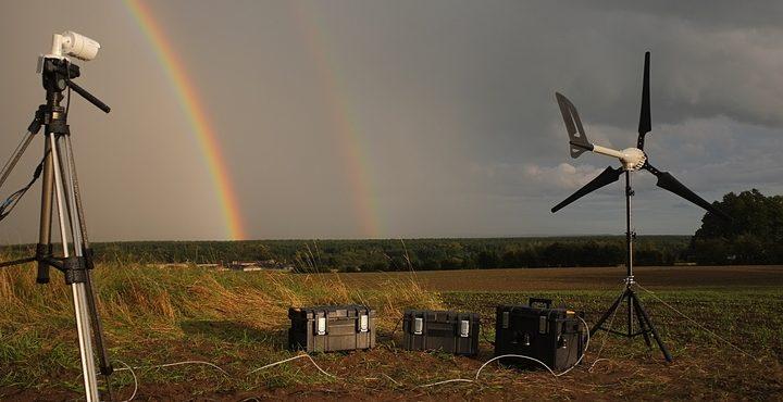Julian Oliver Harvest projektje klímakutatásra keres pénzt