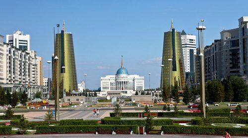 Kazahsztán igazán high-tech helynek próbál látszani (Fotó: Ninara CC-BY)
