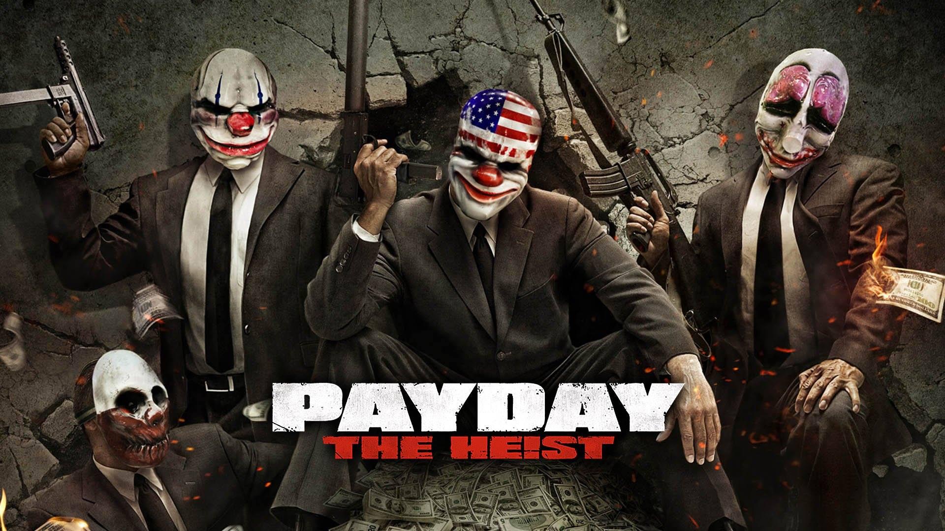 Az egyetlen hely, ahol létezik tökéletes bűntény: a Payday 2 játék (Fotó: Overkill Software)
