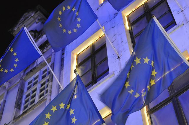 Hiánycikk a páneurópai bank (Fotó: Matt May CC-BY)